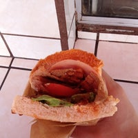 Photo taken at Tortas El Ranchito by Gustavo A. on 5/4/2012