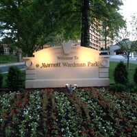 4/27/2012에 Al J.님이 Washington Marriott Wardman Park에서 찍은 사진