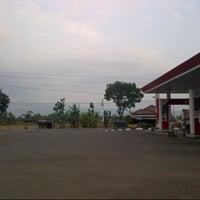 Photo taken at SPBU Sokaraja 44 531 16 by Dewi R. on 9/5/2012