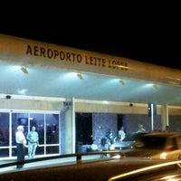 Photo taken at Aeroporto de Ribeirão Preto / Doutor Leite Lopes (RAO) by Edson d. on 7/6/2012