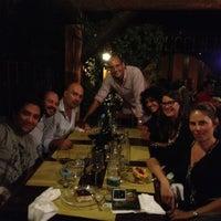Photo taken at Taverna Calabiana by anastasia on 9/9/2012