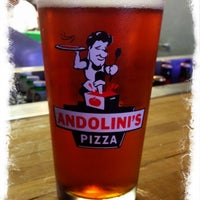 Photo taken at Andolini's Pizza by Red D. on 3/24/2012