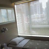 Photo taken at Silka Far East Hotel 遠東絲麗酒店 by Nuttikorn J. on 3/7/2012