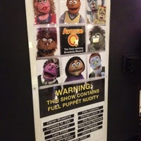 Photo taken at Avenue Q by Ivan B. on 4/7/2012