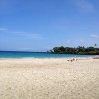 Das Foto wurde bei Mauna Kea Beach von Jeff C. am 5/21/2012 aufgenommen