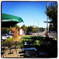 Photo taken at Starbucks by Randy T. on 9/11/2012