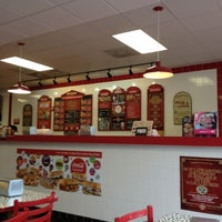 Photo taken at Firehouse Subs by Eric R. on 7/7/2012