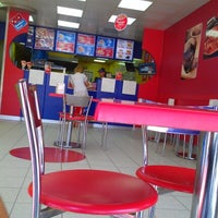 Photo taken at Domino's Pizza by Ahmet K. on 6/29/2012