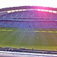 Photo taken at Allianz Stadium by Antony B. on 2/25/2012