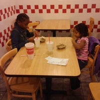 Photo taken at Five Guys by WOO on 2/22/2012
