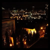 Photo taken at DoubleTree by Hilton Hotel Portland by Craig C. on 8/19/2012
