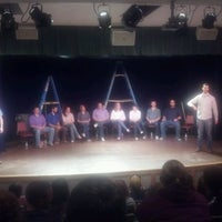 Photo taken at Little Theater by Nicholas H. on 5/11/2012