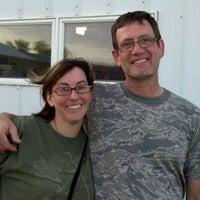 Photo taken at Cottonwood Airport Landing Strip by Michael P. on 6/6/2012