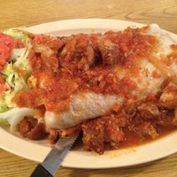Photo taken at Manuel's Original El Tepeyac Cafe by Robert V. on 3/8/2012