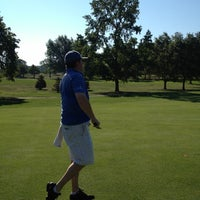 Photo taken at Otter Creek Golf Course by Danny P. on 8/24/2012