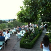 Photo taken at Le Vecchie Mura by Stefano B. on 8/19/2012