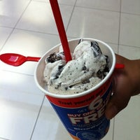 Photo taken at Dairy Queen by Lydia on 8/4/2012
