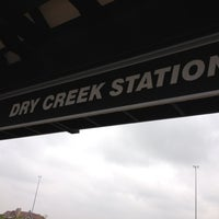 Photo taken at RTD - Dry Creek Light Rail Station by Jacques F. on 5/13/2012