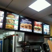 4/5/2012 tarihinde Hernan G.ziyaretçi tarafından Burger King'de çekilen fotoğraf