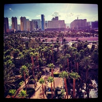 Photo taken at Casino Tower at Hard Rock Hotel & Casino by Nick Z. on 7/6/2012