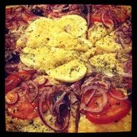 Photo taken at Artezannale Pizzeria by MarcosPako #TIMBETA on 3/7/2012