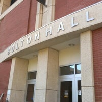 Photo taken at UWM Bolton Hall by Jacques M. on 7/20/2012
