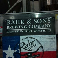 Photo taken at Rahr & Sons Brewing Co. by Jerry L. on 2/25/2012