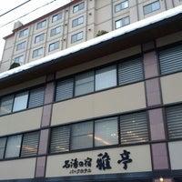 Photo taken at 雅亭 by anidiru on 3/18/2012