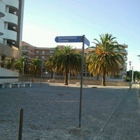 Photo taken at Rua Comandante Cousteau by libelinha on 8/15/2012