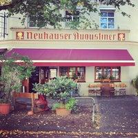 Das Foto wurde bei Neuhauser Augustiner von Bastian B. am 8/19/2012 aufgenommen