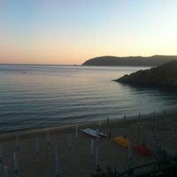 Photo taken at Hotel Antares by Nicola O. on 8/11/2012