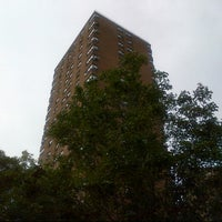 Photo taken at Franklin Plaza Apts by Vicario Brensley P. on 8/19/2012