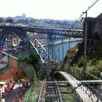 Photo taken at Funicular dos Guindais by kypexin on 8/9/2012