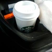 Photo taken at Starbucks by Mario B. on 5/6/2012