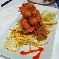 Photo taken at Cabana Restaurant & Bar by Irvin I. on 5/20/2012