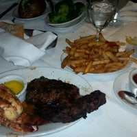 Photo taken at Ruth's Chris Steak House by W T. on 4/10/2012