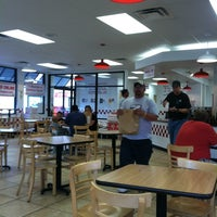 Photo taken at Five Guys by Ronett S. on 6/3/2012