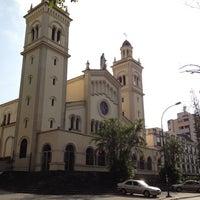 Photo taken at Iglesia Santa Eduvigis by JesusSanch on 4/11/2012