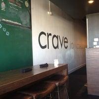 Photo taken at Crave Kitchen & Bar by Jenny Z. on 6/9/2012