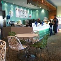 Photo taken at Pinkberry by Abdulrahman A. on 7/14/2012