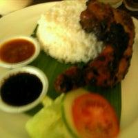 Photo taken at Pak Abu Satay Club by Atikah J. on 3/2/2012