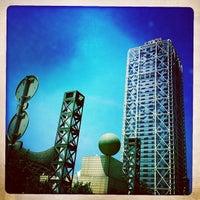 Photo taken at Hotel Arts Barcelona by Dani V. on 6/25/2012