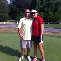 Photo taken at Berry Hill Golf Course by Mallory A. on 7/8/2012
