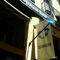 Photo taken at Marineros Bar by Brian G. on 5/25/2012