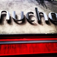 Photo taken at Nucha by Marcelo Q. on 4/13/2012