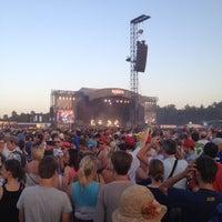 Photo taken at Pukkelpop by Wilfried P. on 8/18/2012