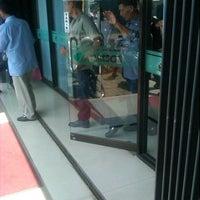Photo taken at Kantor baru Jamsostek Tegal by Adel L. on 2/6/2012