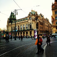 Photo taken at Republic Square by Emilio J. on 3/16/2012