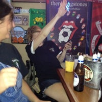 Photo taken at Amsterdam Tavern by Laura H. on 4/28/2012