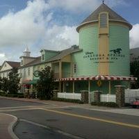 Photo taken at Disney's Saratoga Springs Resort & Spa by Rob K. on 6/22/2012